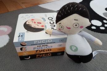 Misia czyta Lucia
